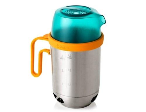 Чайник-Насадка Biolite KettlePot - фото 4458