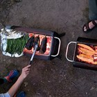 Новый взгляд на приготовление еды вне дома.