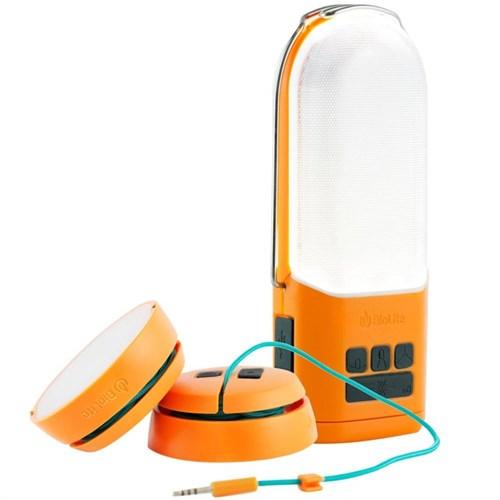 Комплект фонарь-аккумулятор и гирлянда Biolite NanoGrid - фото 4495