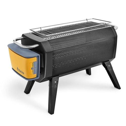 Мобильная печь-мангал с грилем BioLite FirePit - фото 4543