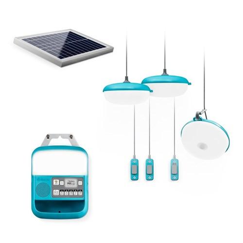Кемпинговая система освещения BioLite SolarHome 620 - фото 4559