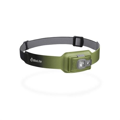 Налобный фонарь Biolite HeadLamp 200 Green - фото 4931