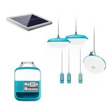 Кемпинговая система освещения BioLite SolarHome 620